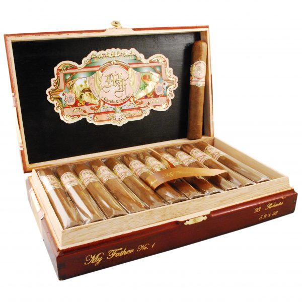 This is a My Father Robusto No. 1