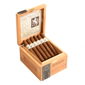 This is a Liga No. 9 Robusto